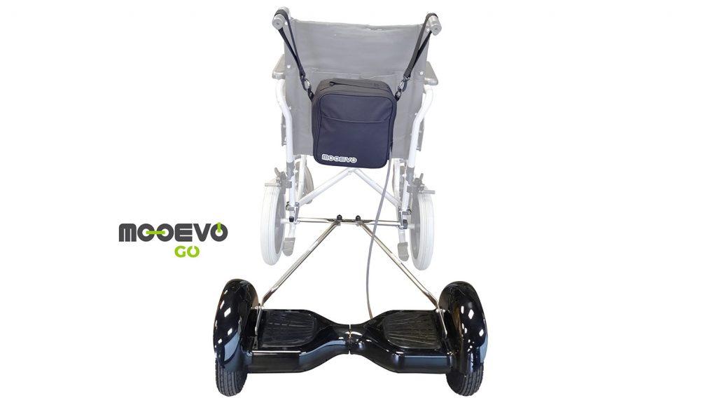 silla ruedas hoverboard