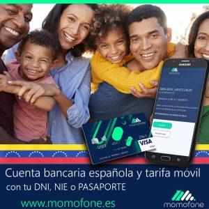 Ver banco cuenta sin comisiones y telefonia