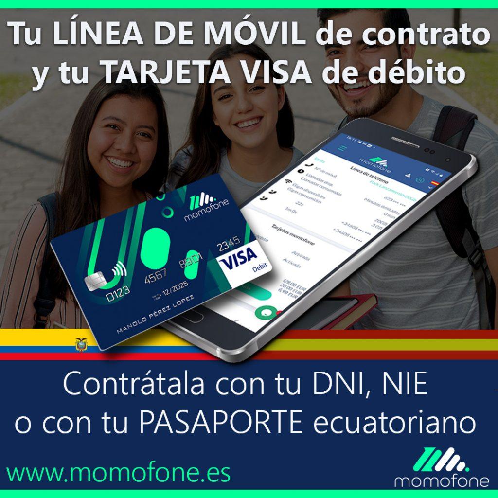 contratar movil con pasaporte ecuatoriano
