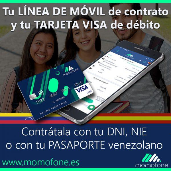 Ver cuenta bancaria virtual contrato de movil