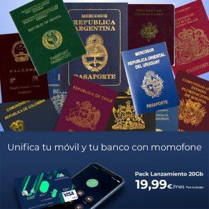 Ver banco sin comision para taxistas y telefonia