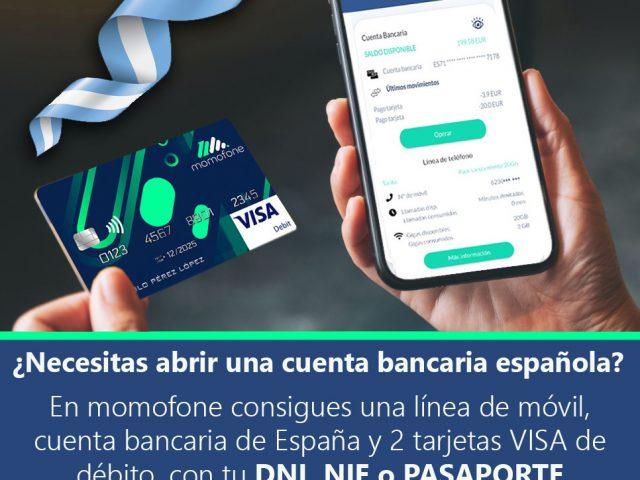 Ver cuenta bancaria para autonomos gratis movil de contrato