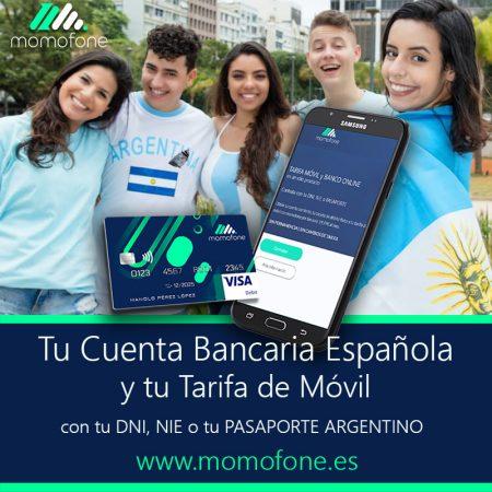 Ver cuenta bancaria conjunta y telefonia