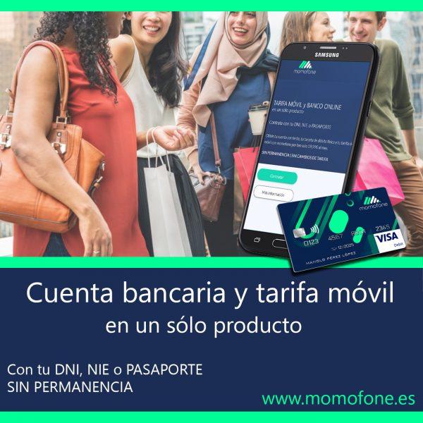 Ver Expatriados cuenta bancaria y telefono movil
