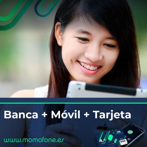 Ver cuenta bancaria expatriados y telefonia