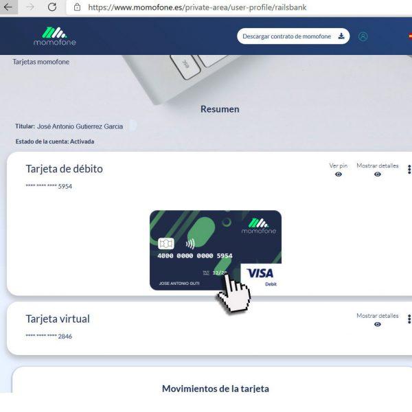 Ver se puede crear una cuenta bancaria por internet y telefonia