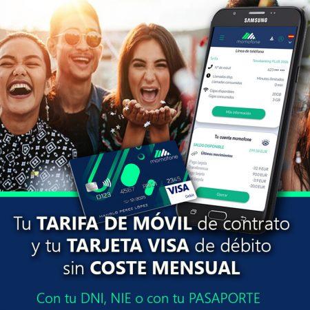 Ver cuentas bancarias para jovenes tarifa de movil