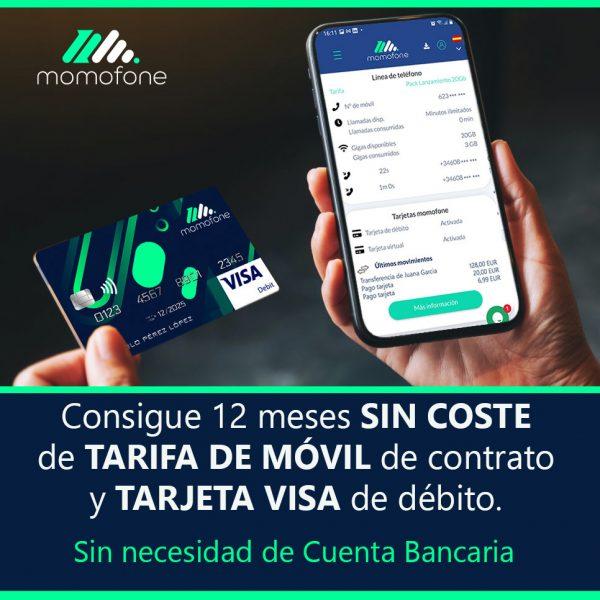 Ver cuentas bancarias sin comisiones y telefonia