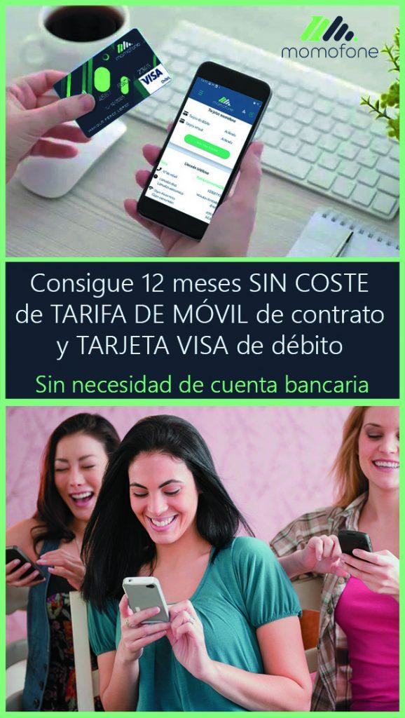 contratar movil sin cuenta bancaria y pasaporte