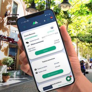 Ver crear cuenta de banco y telefono movil