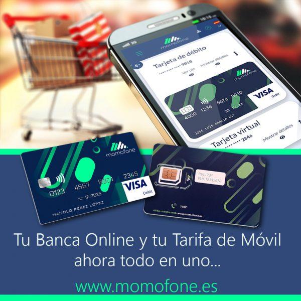 Ver hacer cuenta bancaria online y telefono movil