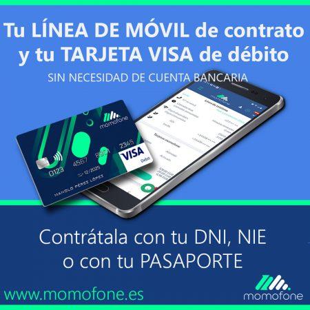 Ver cuenta banco y telefono movil