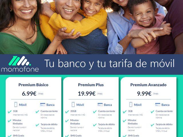 Ver cuenta bancaria para extranjeros en España y telefonia