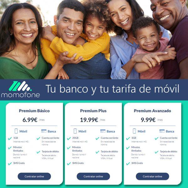 Ver crear cuenta bancaria online gratis contrato de movil